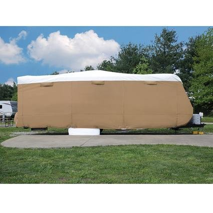 Elements All Climate RV Cover, Travel Trailer, 26'1