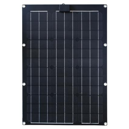 Nature Power Semi-Flexible Solar Panels, 50 Watt