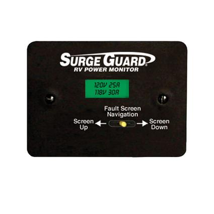 Surge Guard Remote LCD Display