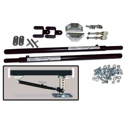 JT Strong Arm Jack Stabilizer System - 5th Wheel Kit Under 58
