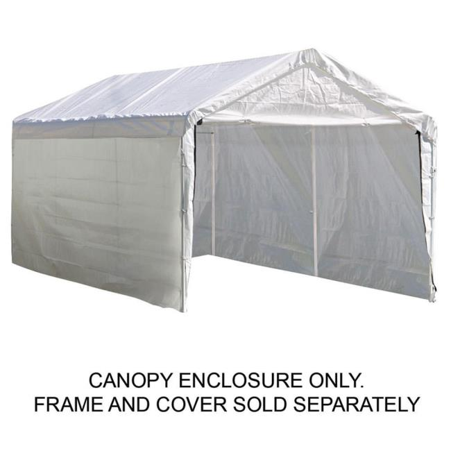 10X20 Canopy Enclosure Kit, For 2\