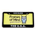 License Plate - God Bless America