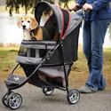 Pet Stroller, Gray Shadow