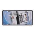 Chrome License Plate Frame