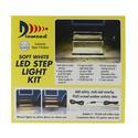 Warm White LED Strip Light Kit for RV Steps