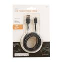 iSimple Apple Lightning to USB Charge/Sync Cable, 6'