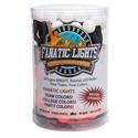 Mini Globe Orange and White Battery Powered LED Light Strand
