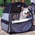 Dog Bag Portable Pet Tent with Backpack, Small