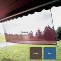 Veranda Shade - Coffee, 10'