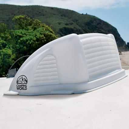 Camping World Vent Cover - Translucent
