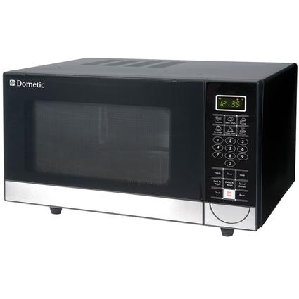 Dometic Microwave with Black Trim Kit