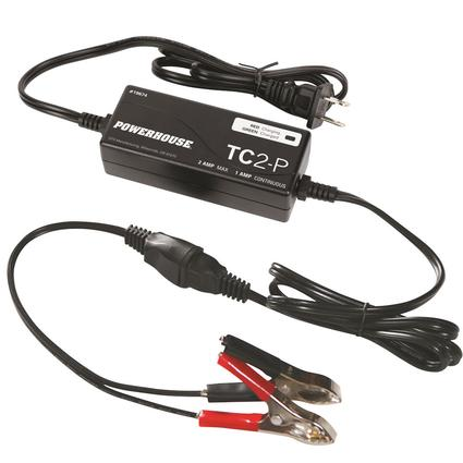 Powerhouse TC2-P Plug-In Trickle Charger