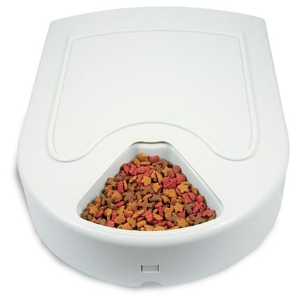 5-Meal Timed Pet Feeder