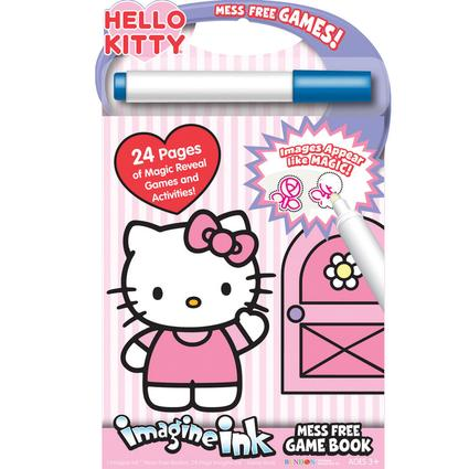 Imagine Ink Game Books - Hello Kitty