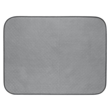 iDry Bath Mat - Pewter