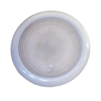 """7"""" Round LED Slim Line Touch Light Fixture with 68 SMD Diodes"""