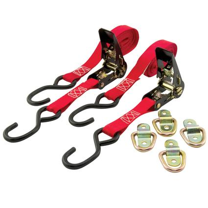 Truck/Trailer Ratchet Straps
