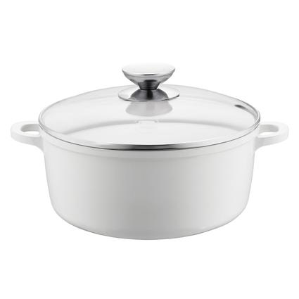 Vario Click Pearl Induction Dutch Oven w/lid, 4.25 qt.