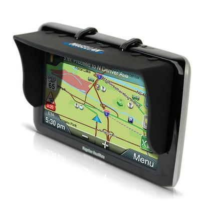 Clip-On Sunshade for GPS - 7