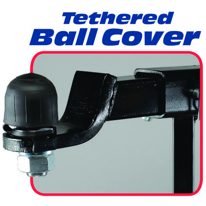Fastway Tethered Hitch Ball Cover - 2