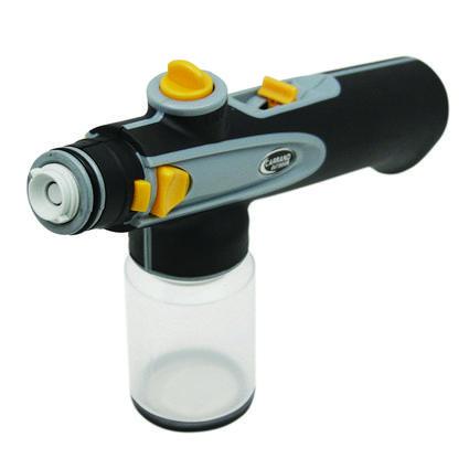 SmartNozzle Car Wash Soap Nozzle with Pole Adapter