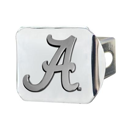 Fanmats Hitch Receiver Cover - Alabama