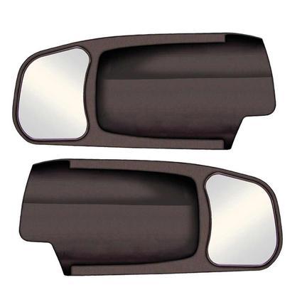 Cipa Slip-On Tow Mirrors - 2009-16 Dodge Ram 1500/2500