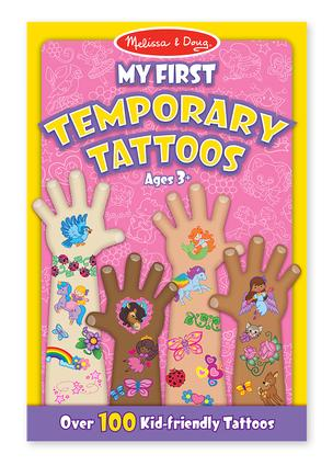 My First Temporary Tattoos