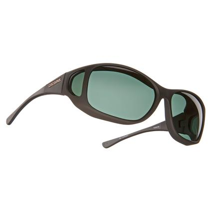 Cocoons Style Line MX Sunglasses - Black with Grey Lens
