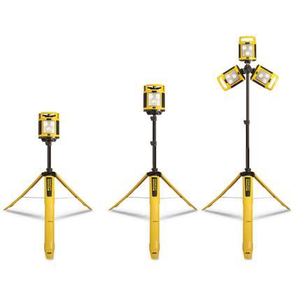 Stanley Fatmax Portable Tripod LED Work Light
