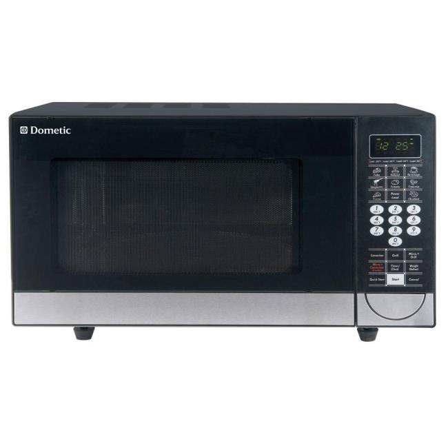 Image Dometic Convection Microwave With Black Trim Kit. To Enlarge The  Image, Click Or .