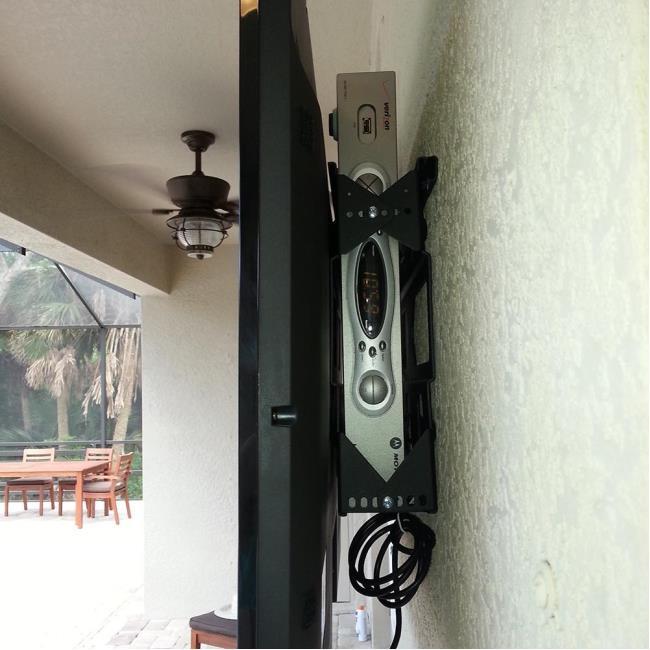 Fresh Cable Box DVR Satellite Box TV Wall Mount Kit - Innovative  NI57