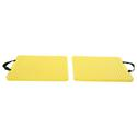 Super Dolly Bus Jack Pads, Set of 2
