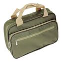 Green Double Sided Travel Kit