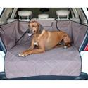 Quilted Cargo Cover, Tan