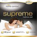 Home Comfort Mattress Pad, Full