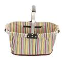 Multi-color Tri-Fold Travel Basket