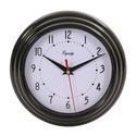 Black Wall Clock, 8