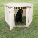 Convertible Indoor/Outdoor Pet Playpen