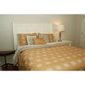Designer 10 Piece Bedding Set - King, Honey