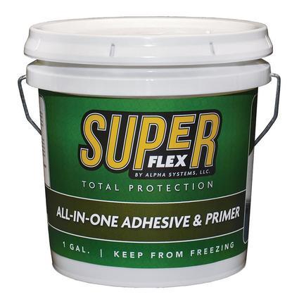 Super Flex All-In-One EPDM Adhesive Primer, 1 Gallon
