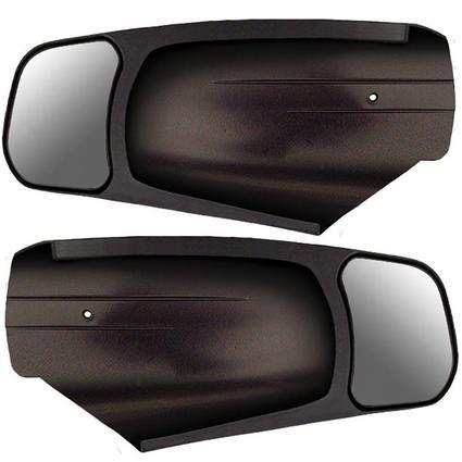 CIPA Custom Towing Mirrors, Pair -- Chevy/GMC Silverado & Sierra 2014-2018