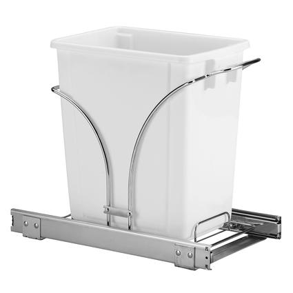 Small Waste Can and Caddy, 5 gallon