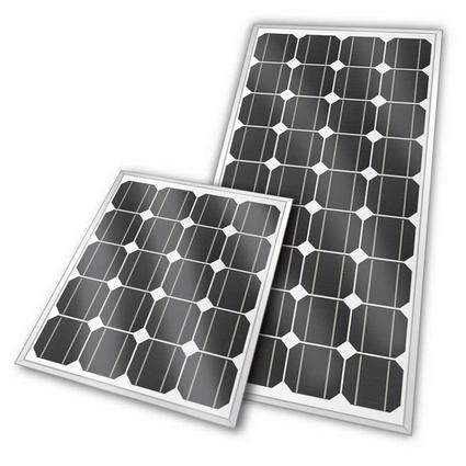High Output Nature Power Solar Battery Charges