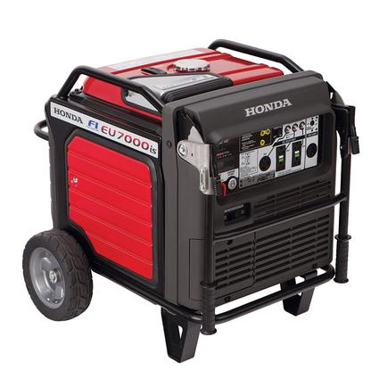 Honda EU7000is Generator with Electronic Fuel Injection