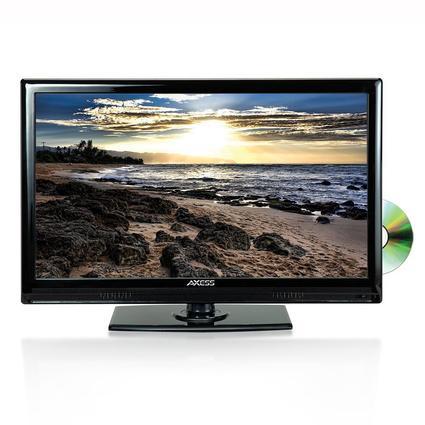 24'' Widescreen HD LED TV/DVD