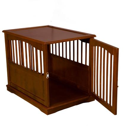 End Table Kennel, Large