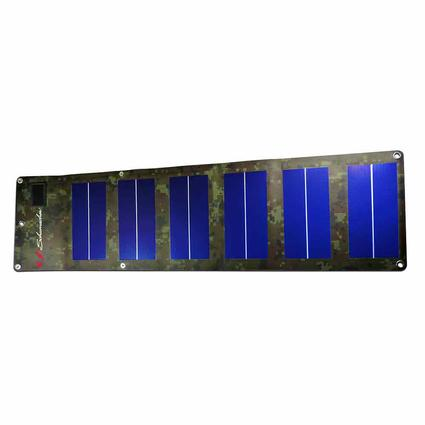 6 Watt Foldable Camo Edition Solar Panel