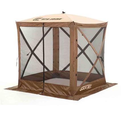 Traveler Screen Shelter - 4 Side with Wind Panel Flaps
