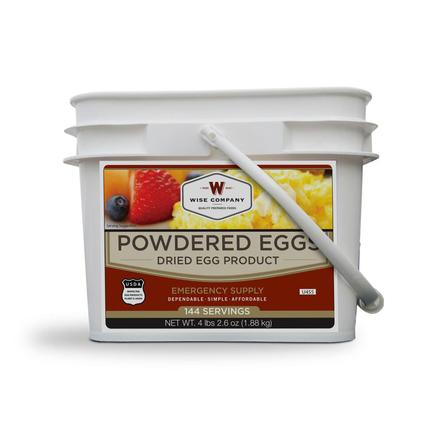 Powder Eggs - 144 Servings